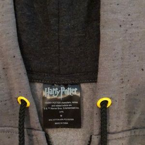 Warner Bros. Shirts - Harry Potter Hufflepuff Athletic Hoodie Zip Up
